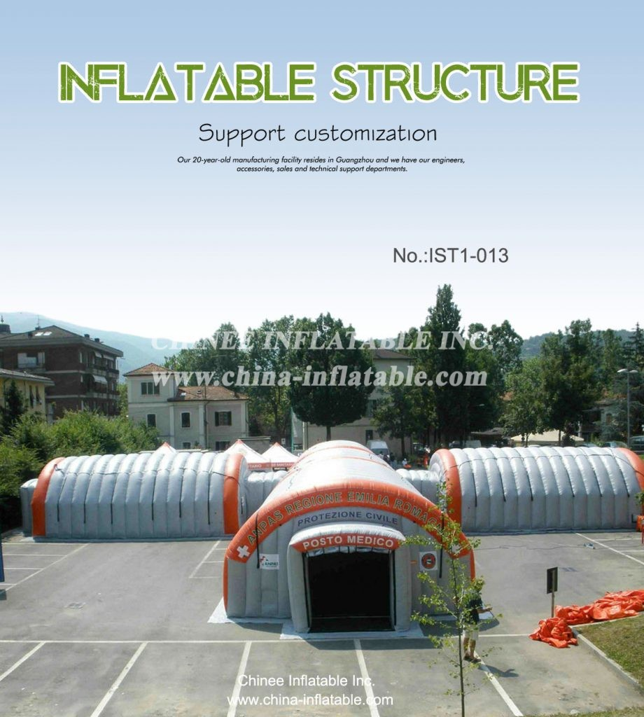 IST1-013 - Chinee Inflatable Inc.