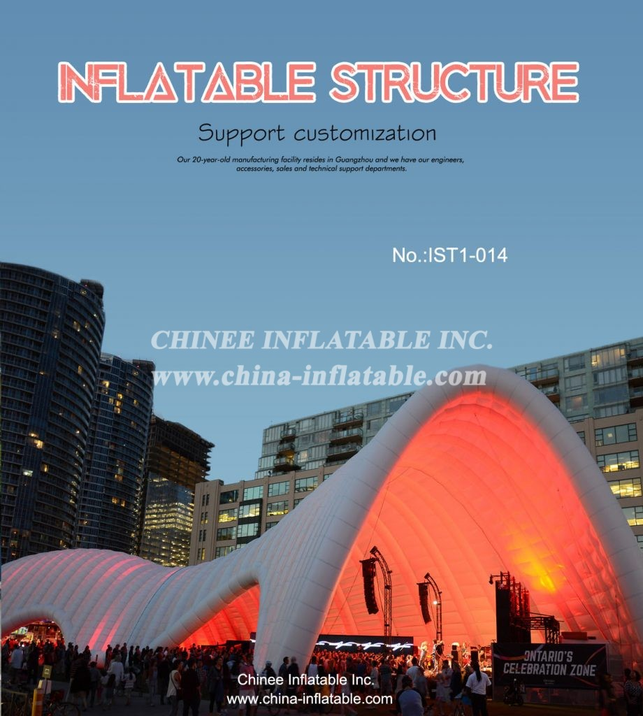 IST1-014 - Chinee Inflatable Inc.