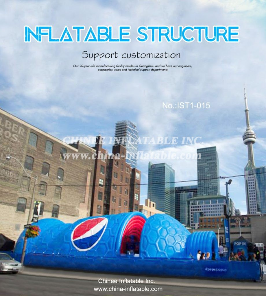 IST1-015 - Chinee Inflatable Inc.
