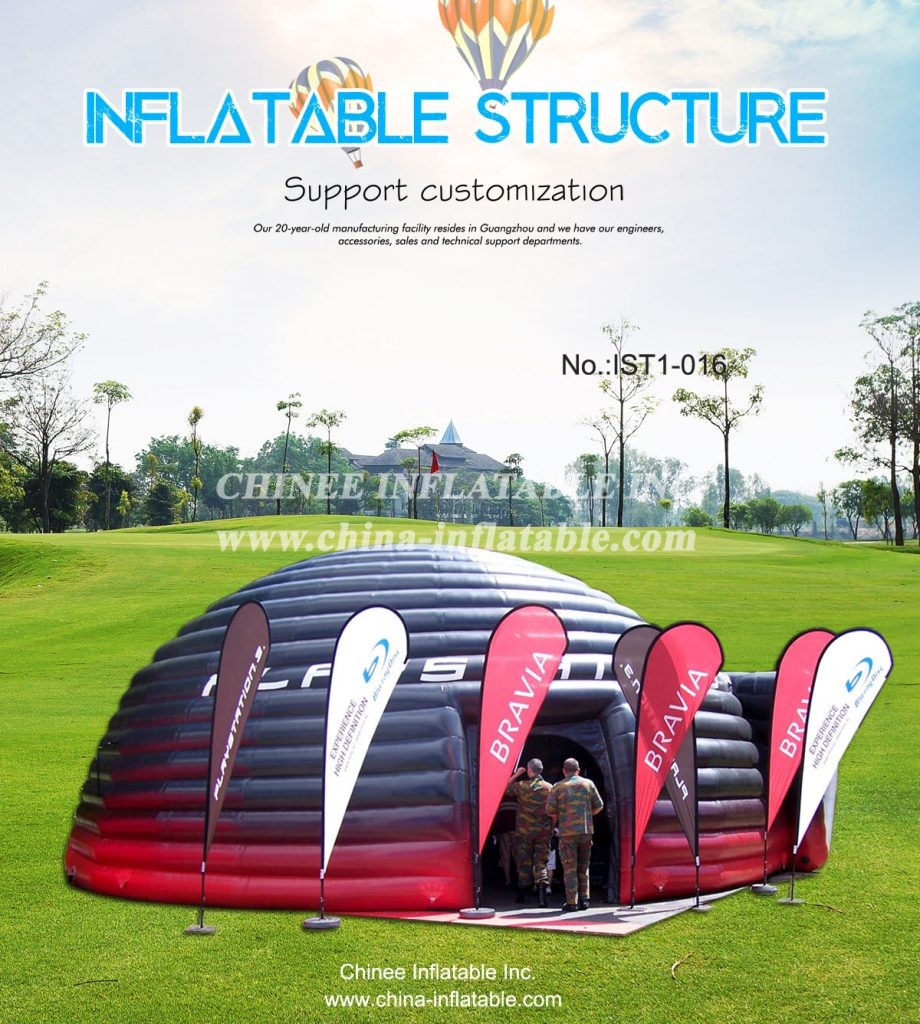 IST1-016 - Chinee Inflatable Inc.