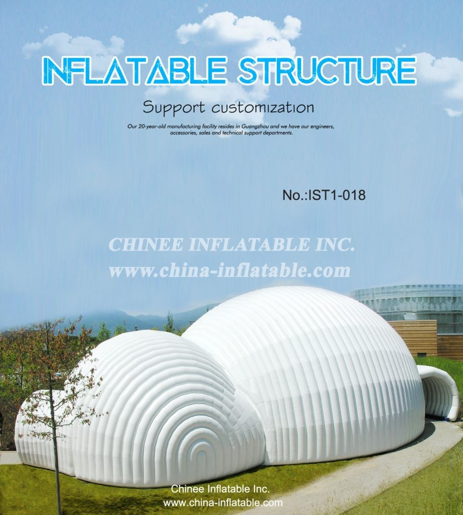 IST1-018 - Chinee Inflatable Inc.