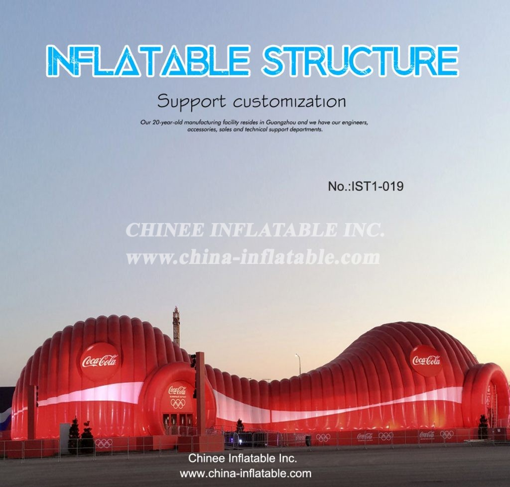 IST1-019 - Chinee Inflatable Inc.