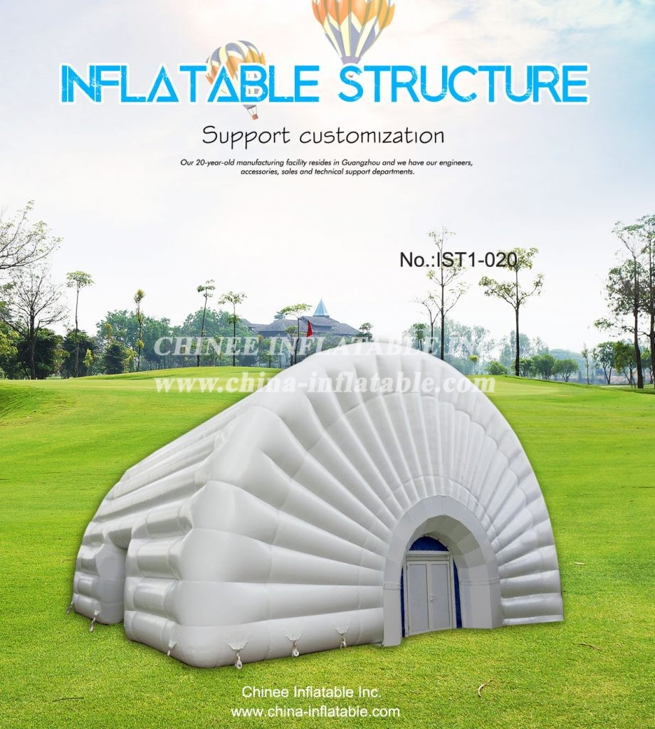 IST1-020 - Chinee Inflatable Inc.