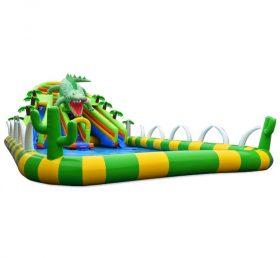 Pool2-716 Crocodile theme Water Park