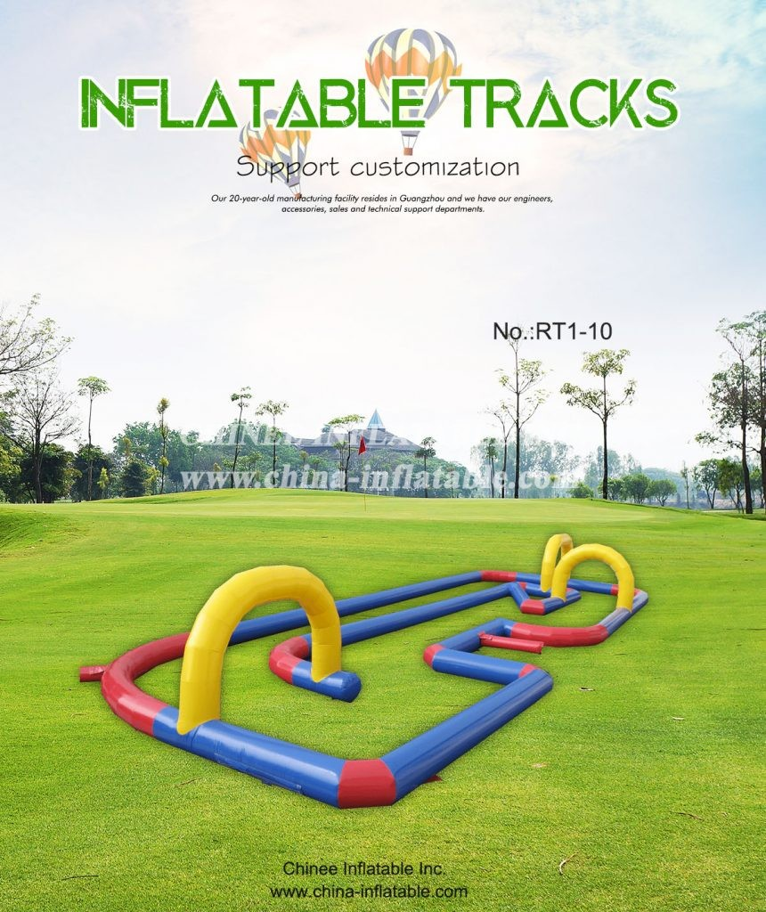 RT1- 10 - Chinee Inflatable Inc.