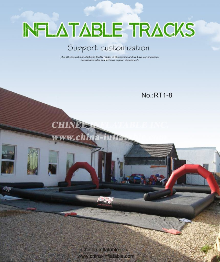 RT1- 8 - Chinee Inflatable Inc.