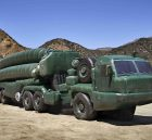 SI1-015 Inflatable S-400 Triumph (SA-21 Growler) Vehicle
