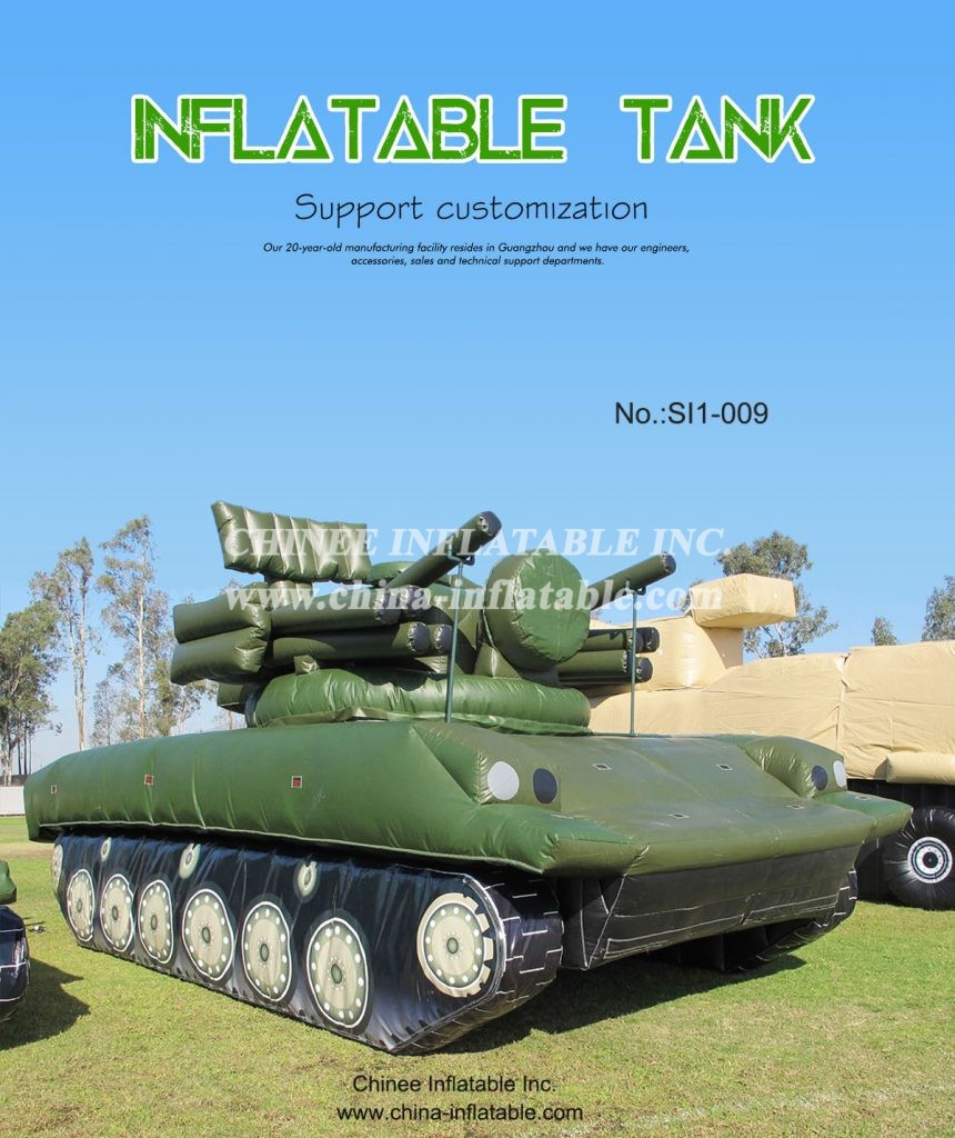 SI1-009 - Chinee Inflatable Inc.