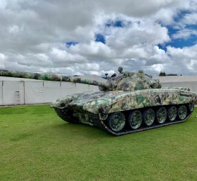 SI1-017 Inflatable T-72 Tank