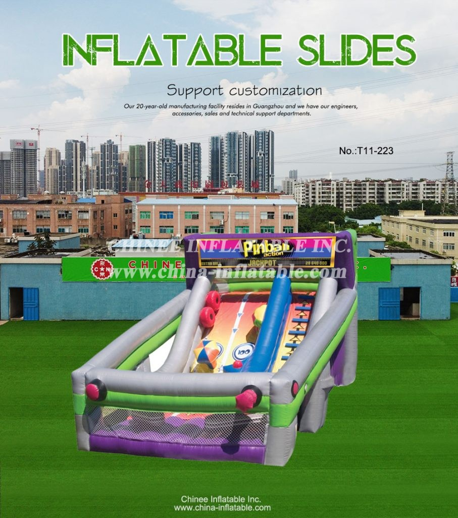 T11-223 - Chinee Inflatable Inc.