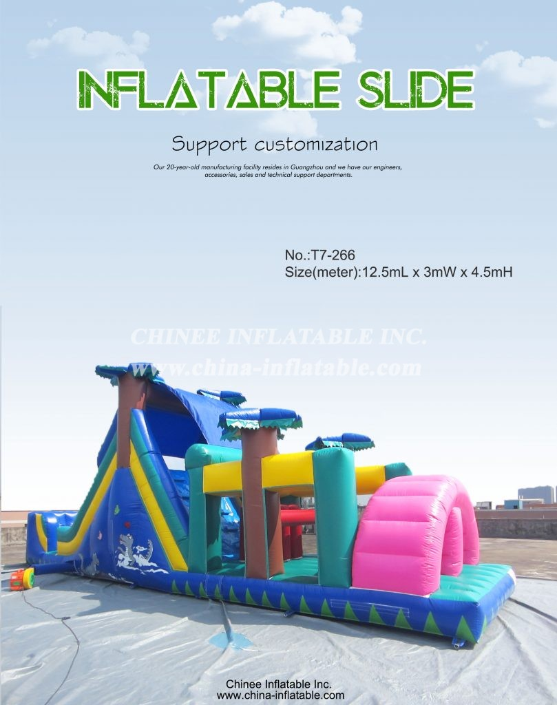 T7-266 - Chinee Inflatable Inc.