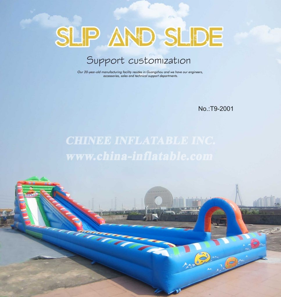 T9-2001 - Chinee Inflatable Inc.