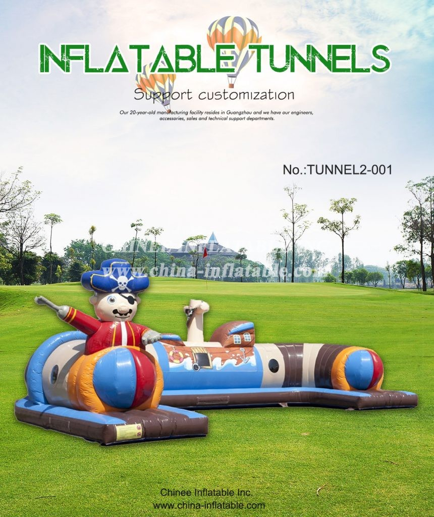 TUNNEL2-001 - Chinee Inflatable Inc.