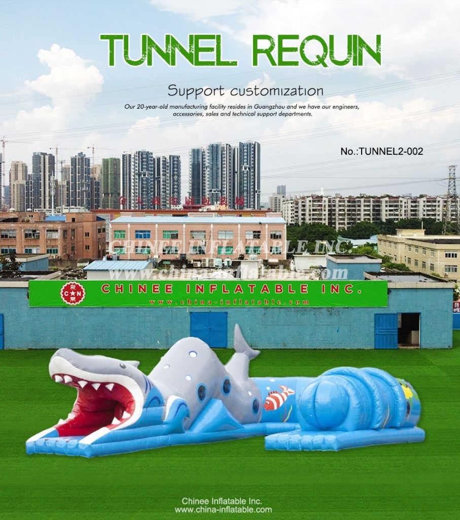 TUNNEL2-002 - Chinee Inflatable Inc.