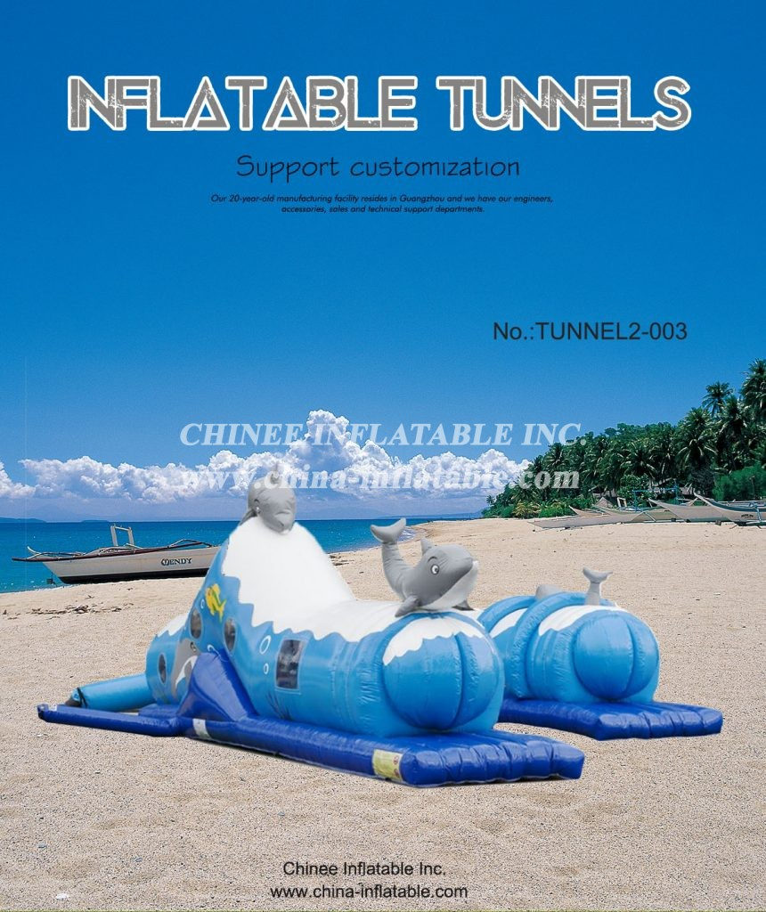 TUNNEL2-003 - Chinee Inflatable Inc.