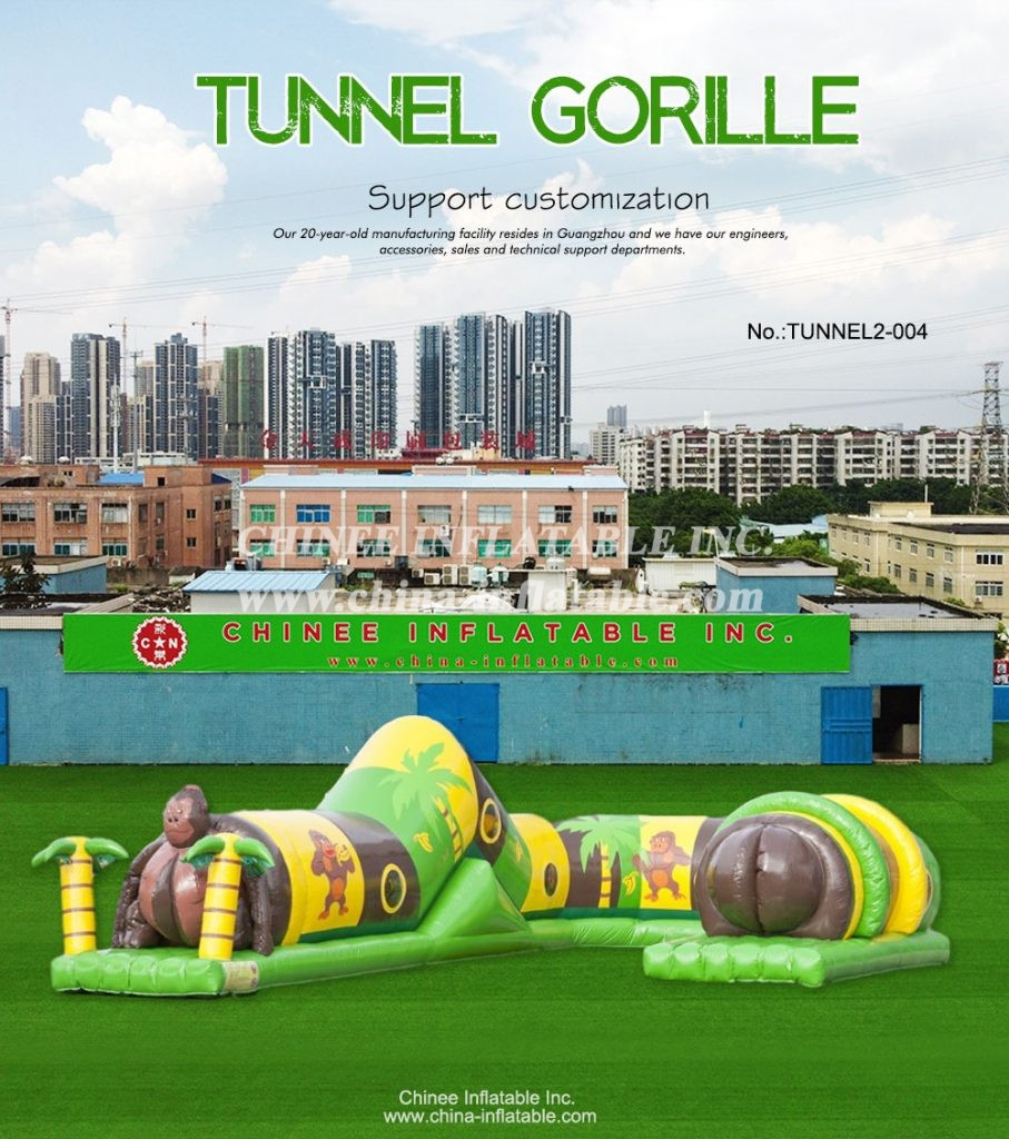 TUNNEL2-004 - Chinee Inflatable Inc.