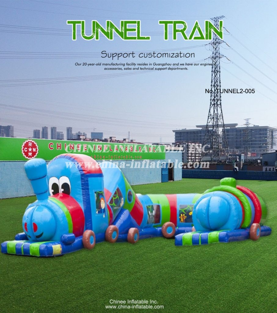 TUNNEL2-005 - Chinee Inflatable Inc.