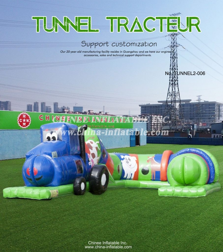 TUNNEL2-006 - Chinee Inflatable Inc.