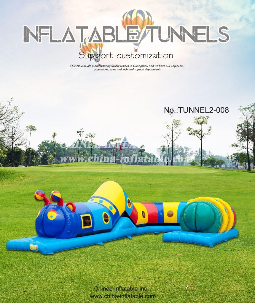 TUNNEL2 -008 - Chinee Inflatable Inc.