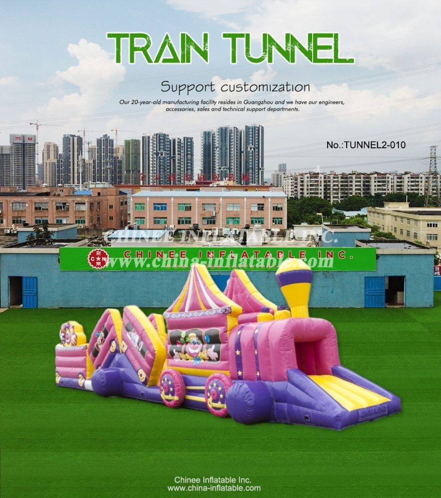 TUNNEL2-010 - Chinee Inflatable Inc.