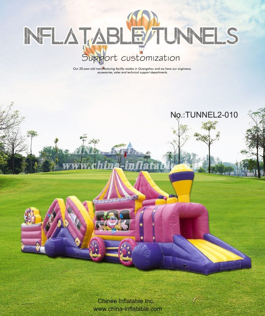 TUNNEL2- 010 - Chinee Inflatable Inc.
