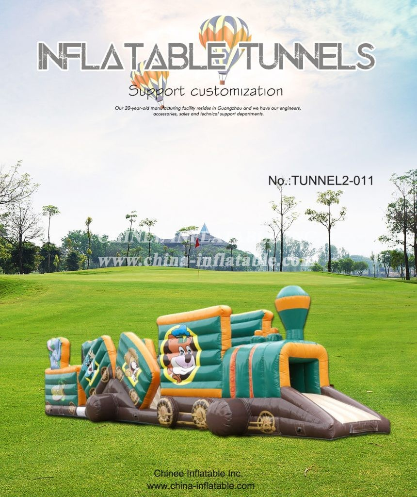 TUNNEL2- 011 - Chinee Inflatable Inc.