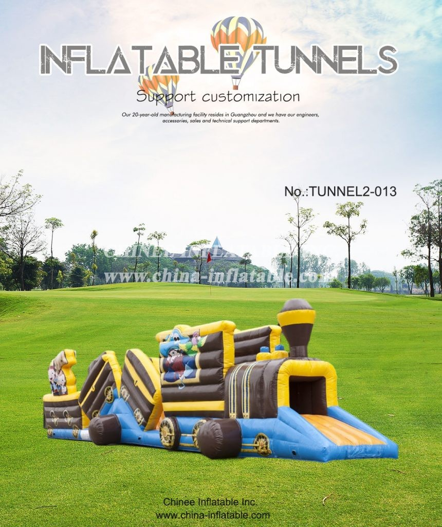TUNNEL2- 013 - Chinee Inflatable Inc.