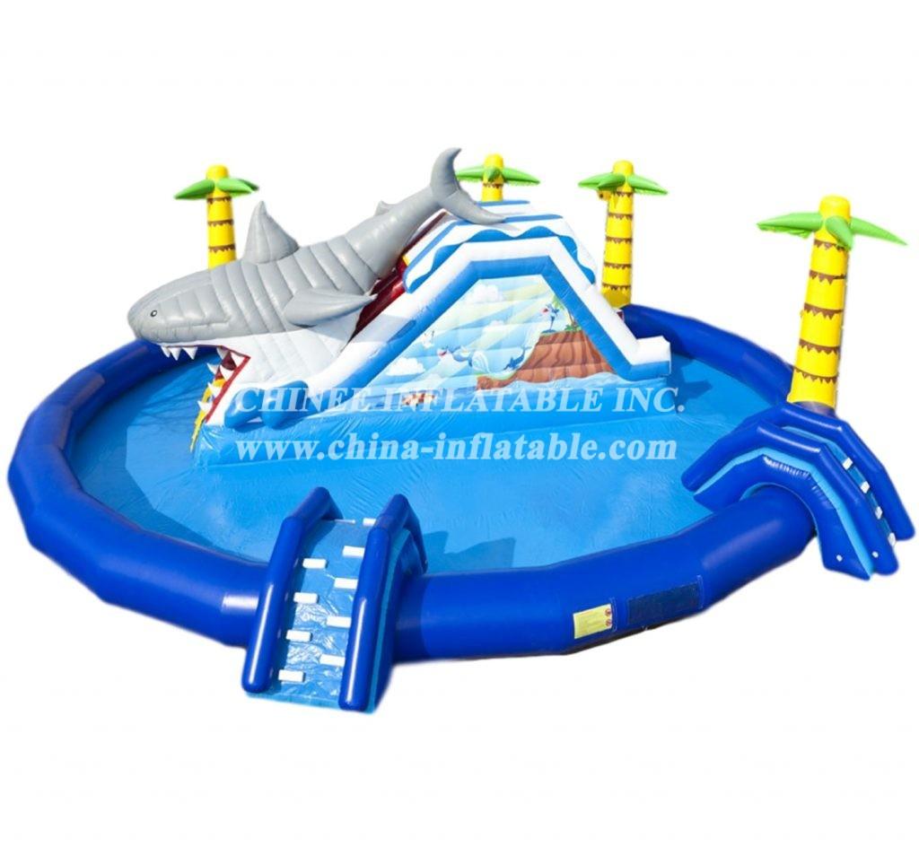 Pool2-712 WATERPARK SHARK