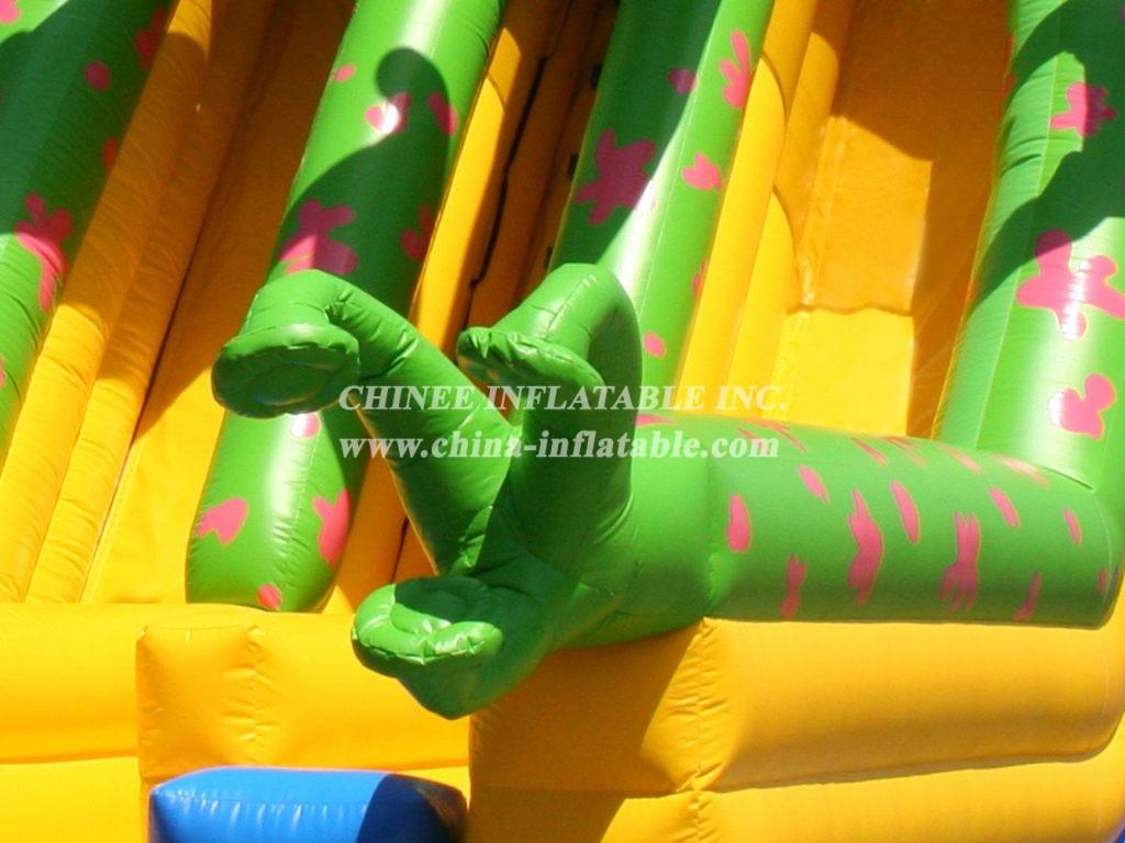 GS2-002 Giant Slide Eye Monster Slide
