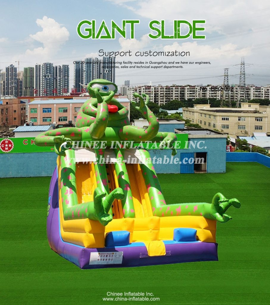 gS2-002 - Chinee Inflatable Inc.