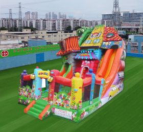 GS2-007 Giant Slide Fun Town Slide