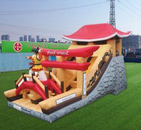 GS2-009 Giant Slide Samurai Temple