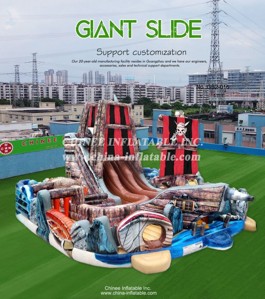 gS2-015 - Chinee Inflatable Inc.