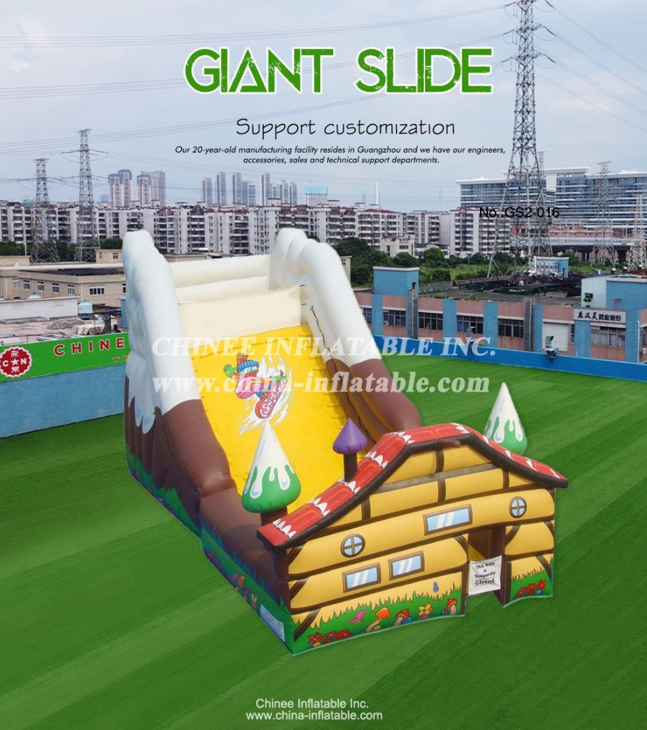 gS2-016 - Chinee Inflatable Inc.