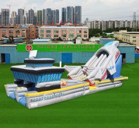 GS2-017 Giant Slide Aircraft Carrier