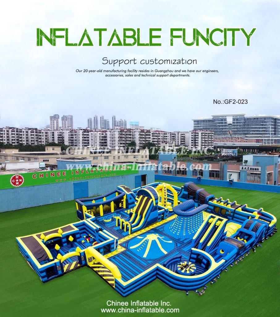 gf2-023 - Chinee Inflatable Inc.