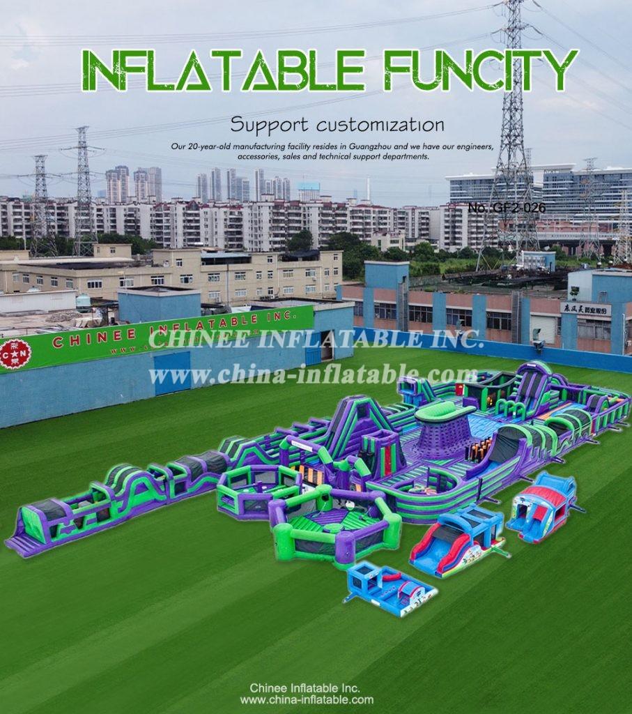 gf2-026 - Chinee Inflatable Inc.