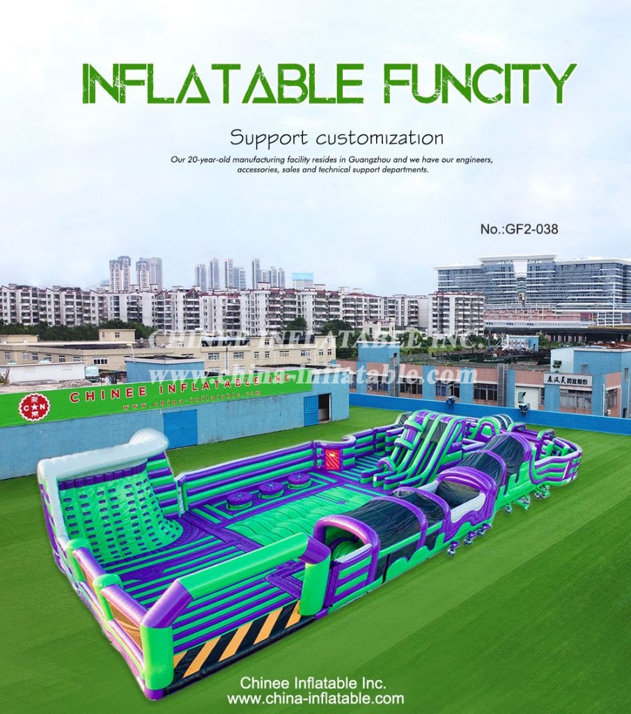 gf2-038 - Chinee Inflatable Inc.