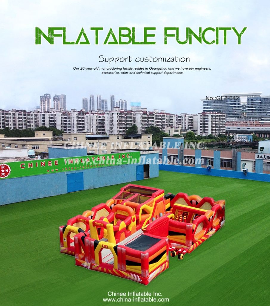 gf2-042 - Chinee Inflatable Inc.