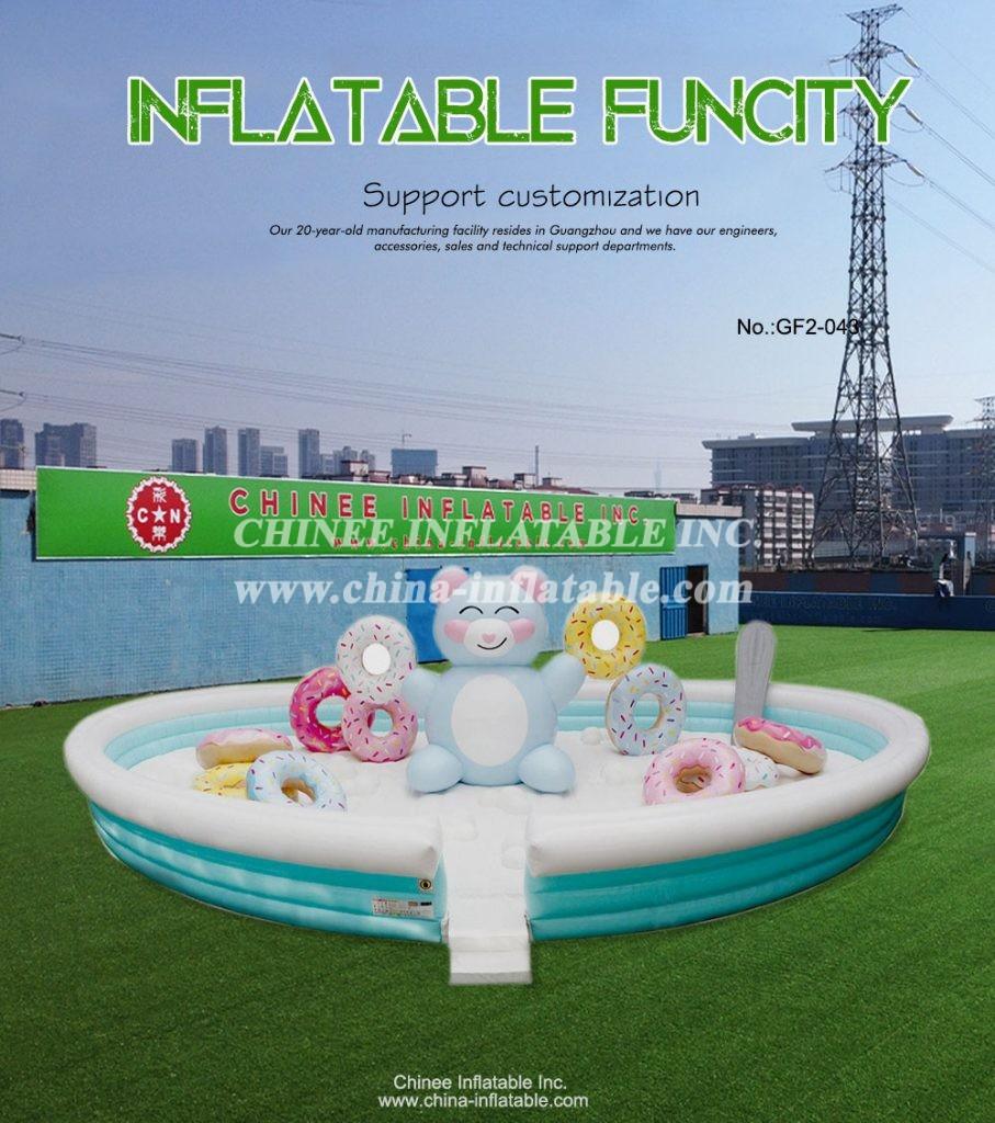 gf2-043 - Chinee Inflatable Inc.