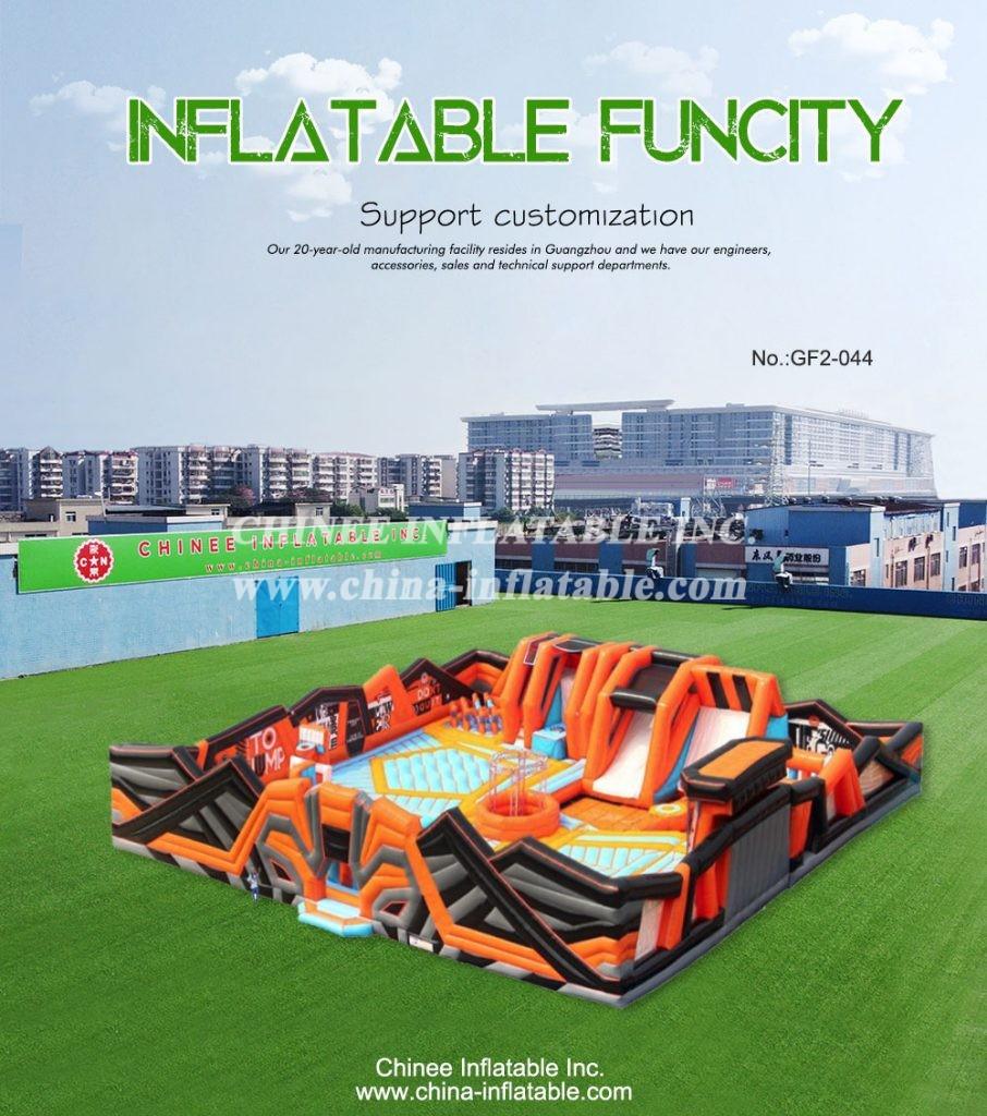 gf2-044 - Chinee Inflatable Inc.