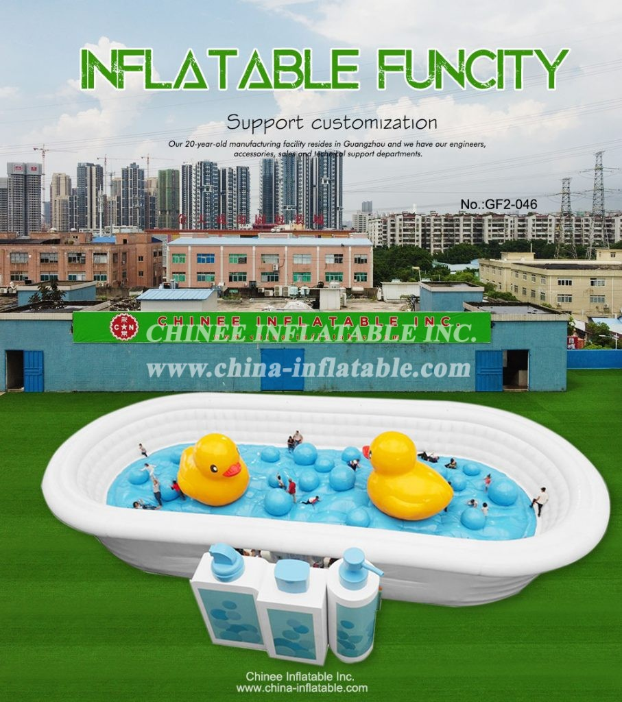 gf2-046 - Chinee Inflatable Inc.