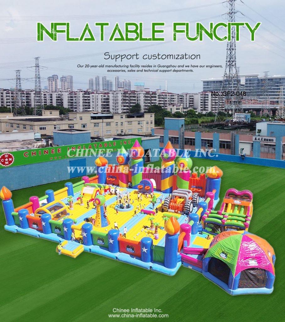 gf2-048 - Chinee Inflatable Inc.
