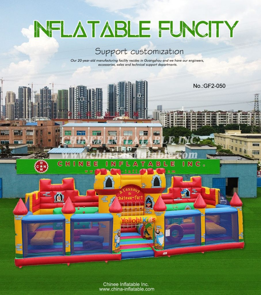gf2-050 - Chinee Inflatable Inc.