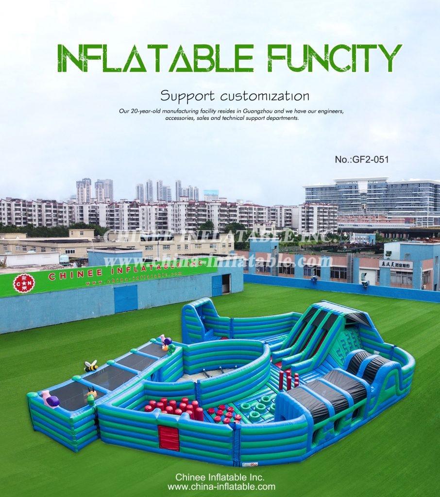 gf2-051 - Chinee Inflatable Inc.