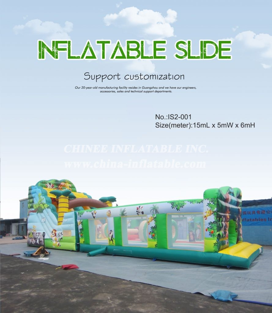 is2-001 - Chinee Inflatable Inc.