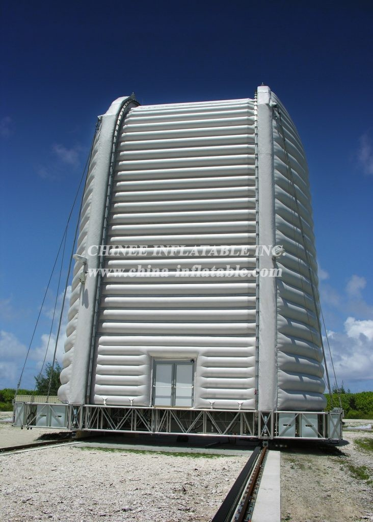 IST1-017 Retractable Environmental Shelter