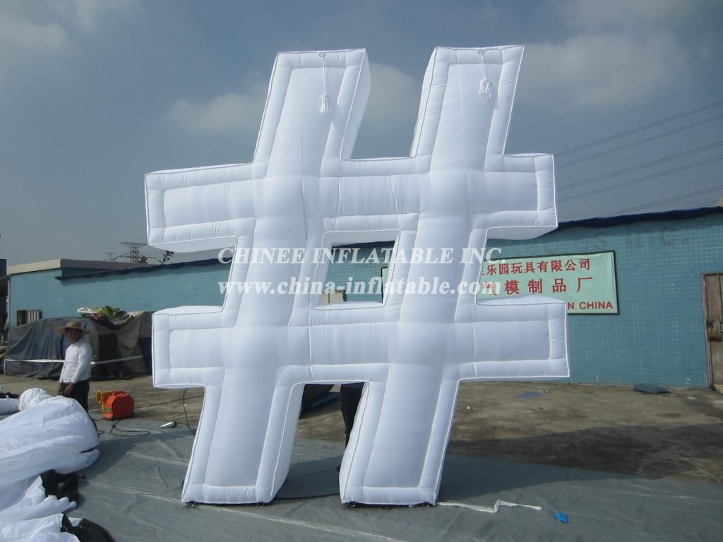 S4-317    Advertising Inflatable