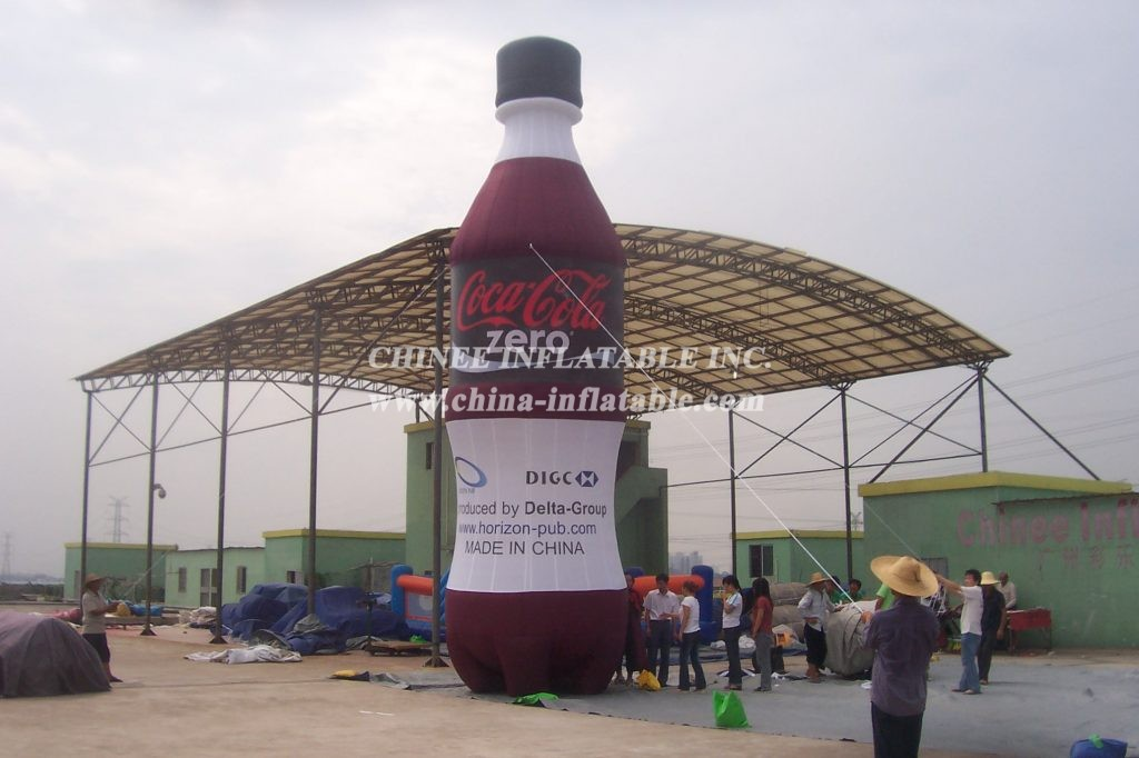 S4-318    Advertising Inflatable