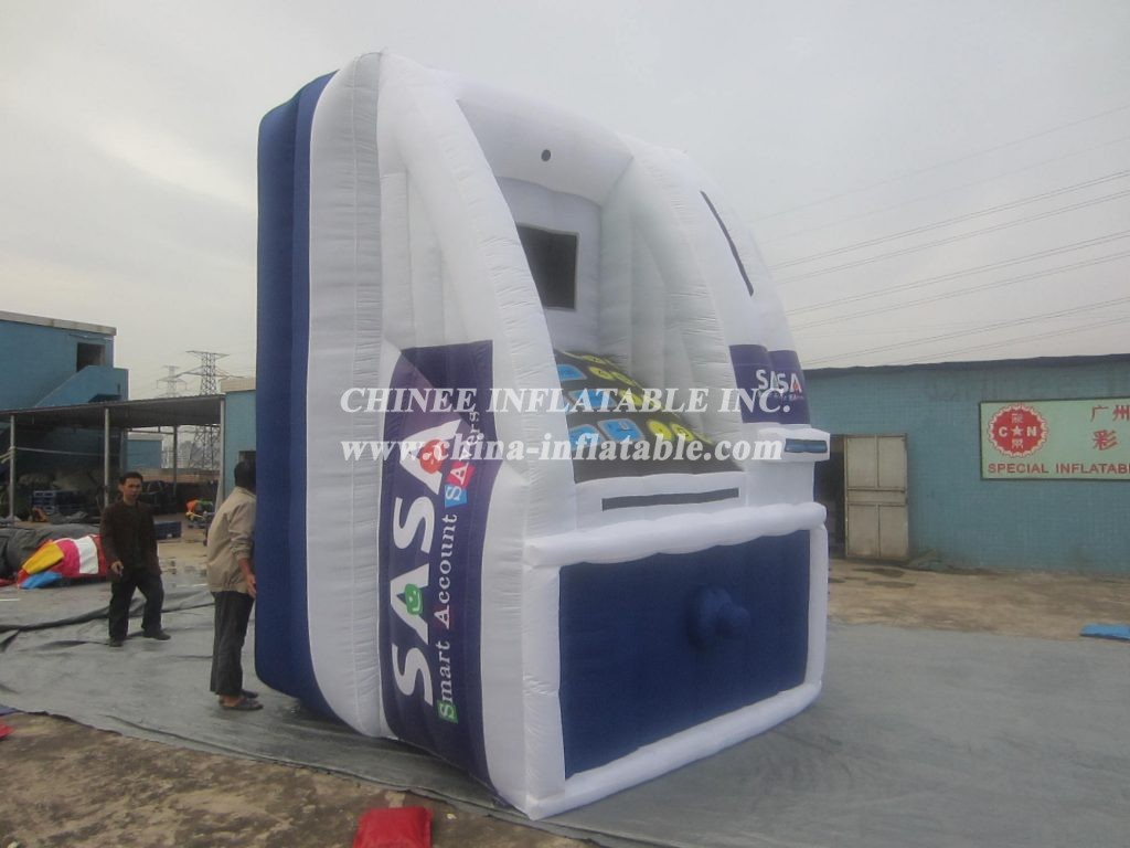S4-310 Advertising Inflatable
